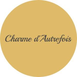 Bouton Charme d'Autrefois