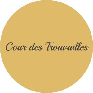 Bouton Cour des Trouvailles