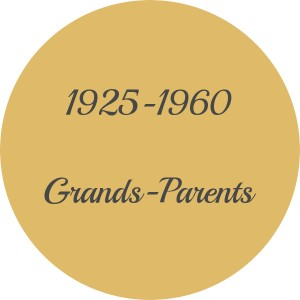 Bouton Grands-Parents
