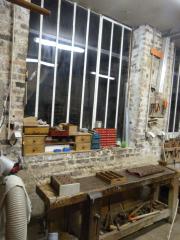 Vue atelier