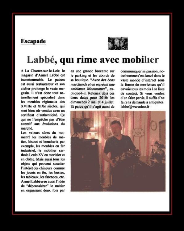 Magazine Evasion Belgique