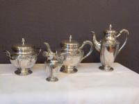 Service à café et thé 4 pièces
